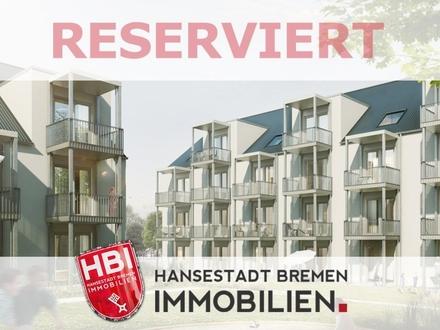 Hastedt / Kapitalanlage / Neubau - Exklusive Großzüge 3-Zimmer-Wohnung mit Balkon