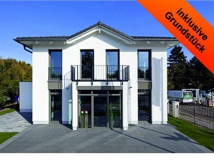 Aktionshaus Stadtvilla Arcus Querhaus W730 von Heinz von Heiden mit Grundstück ab 400.100€