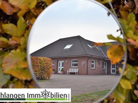 Objekt Nr.: 19/806 Einfamilienhaus mit ELWG und Carport in Saterland / OT Sedelsberg