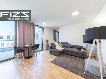 Provisionsfreier Erstbezug: Vollausgestattete Business-Apartments mit Blick über Wien