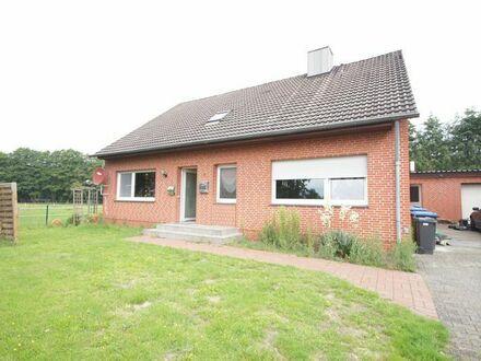 Dachgeschosswohnung in ländlicher Lage von Aschendorf