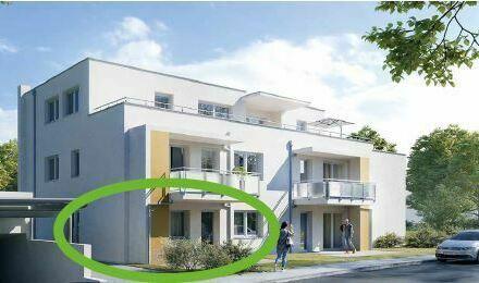 Qualität für Ihre Investition: 4-Zimmer Wohnung mit Gartenanteil