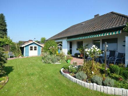 Kompaktes Wohnhaus mit Teilkeller in Oldenburg/Bümmerstede