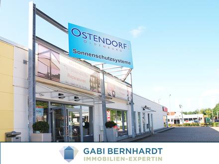 Moderne Verkaufsfläche im wachstumsstarken Gewerbegebiet Oldenburg-Wechloy!