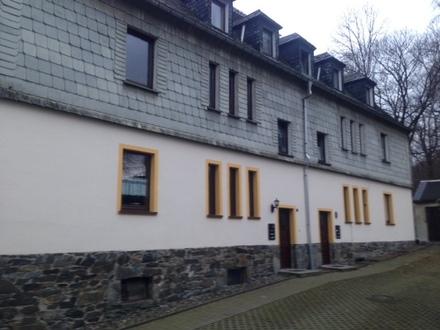 Fassade Bodemersiedlung 1
