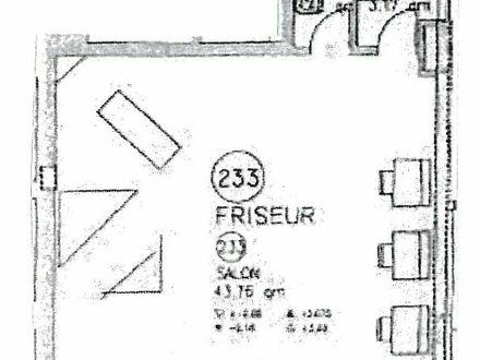26_VL3666 Modernes, gut eingeführtes Friseurgeschäft / Regensburg