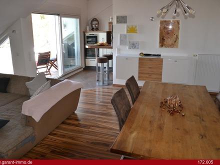 Liebevoll eingerichtete 4 1/2 Zimmer-Dachgeschoss-Wohnung zum Wohlfühlen