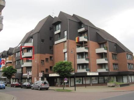 Helle 1-Zi.-Wohnung im Herzen von SZ-Bad mit TG-Stellplatz