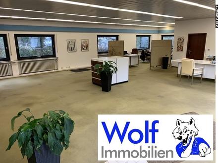 ~~Ebenerdige Bürofläche mit eigenem Eingang und Parkflächen!~~