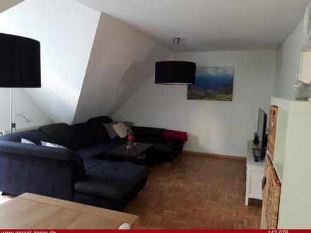 2 Zimmer-Wohnung + Studio in Müllheim-Niederweiler. Ideal für junge Paare!