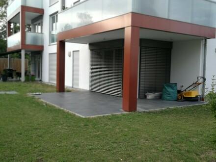 2Zi-Whg in Burghausen, EG mit Garten
