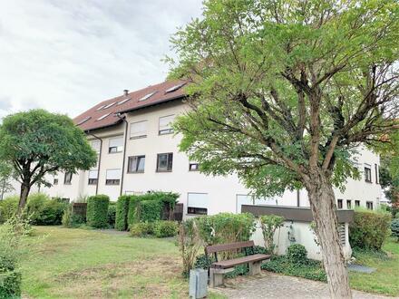 3-Zimmer Wohnung mit zwei Terrassen, EBK, TG-STP