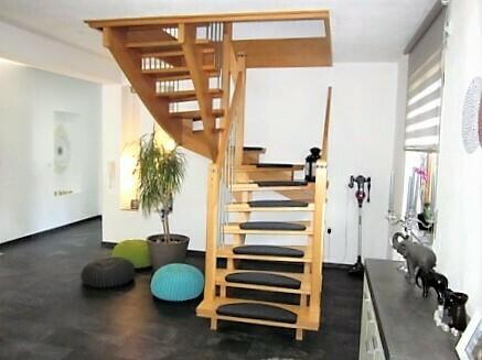 Wohntraum - Exklusive Maisonettewohnung mit eigenem Gartenanteil