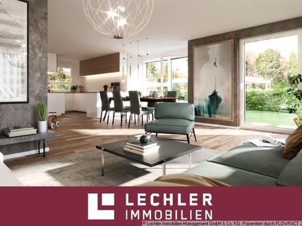 Attraktive Doppelhaushälfte in beliebter Lage von Leinfelden