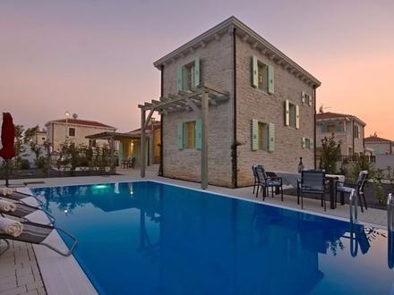 Mediterranes Ferienhaus Zinnia in Kroatien/Ližnjan