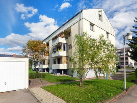 Ideal für Familien! Großzügige 5-Zimmer-Wohnung mit Balkon in Weingarten