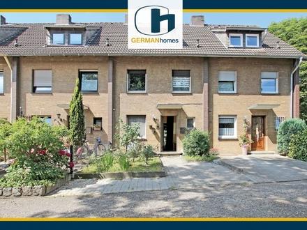 PROVISIONSFREI für Käufer – Solides Reihenmittelhaus mit Potenzial in guter Lage von Rheine