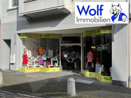 ~~Repräsentatives Ladengeschäft im Zentrum von Bünde!~~