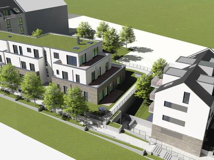 Neubau-Penthousewohnung