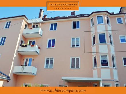 Wunderschöne 4-Zimmerwohnung mit Balkon im Thelottviertel
