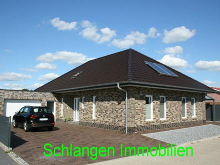 Objekt NR. 20/926 hochwertiger Bungalow mit Garage, Carport und Sauna in Saterland - OT Ramsloh
