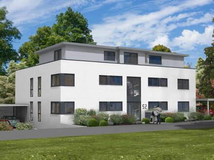 NEU!! Komfortable Neubauwohnung mit Gartenanteil im beliebten Löhne-Ostscheid!