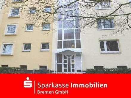 Schöne 3-Zimmer-Eigentumswohnung zur Selbstnutzung oder als Kapitalanlage in Bremen-Lehesterdeich