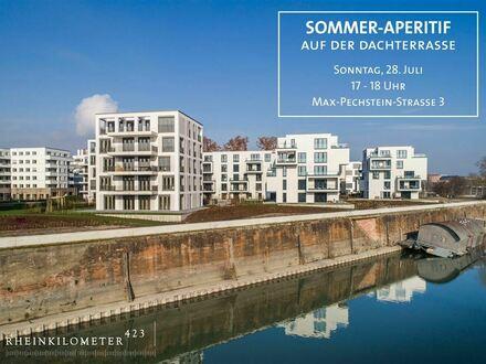 Maritimer Chic, wohlige Atmosphäre: Ihr neues Zuhause am Rheinkilometer423.