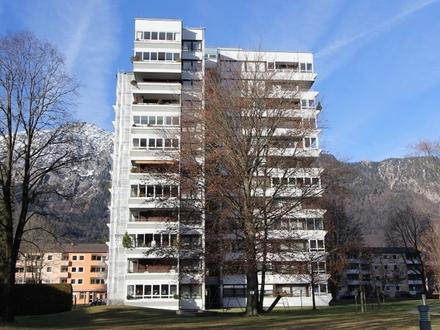 Wohnen über den Dächern von Bad Reichenhall mit einzigartigen Panoramaausblick!