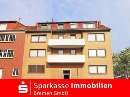 Für Kapitalanleger: Gepflegtes Mehrfamilienhaus in zentraler Lage in der Bahnhofsvorstadt