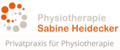 Privatpraxis für Physiotherapie Sabine Heidecker