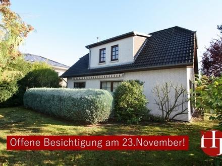 Brinkum – offene Besichtigung am 23.11.! Einfamilienhaus mit Garage auf sonnigem Grundstück!