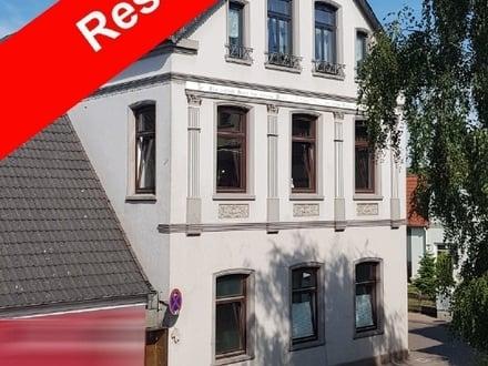 Reserviert: Interessante Kapitalanlage mit Luxuswohnung in der Huntestadt Elsfleth
