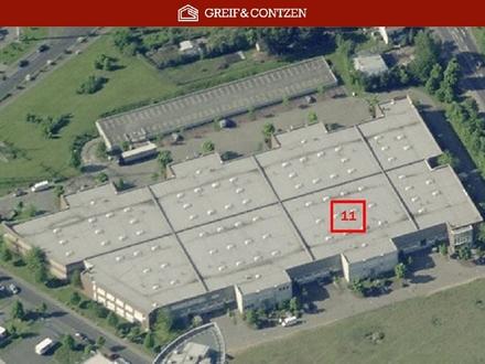 Hallen- und Büroflächen im Gewerbepark GIP Porz II