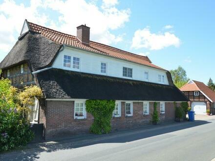 Uriges Wohnhaus nahe Weserdeich in Berne