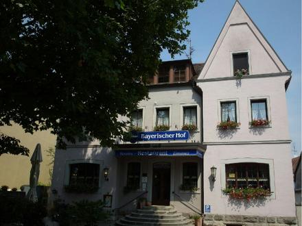 2*Hotel in Toplage in Rothenburg ob der Tauber