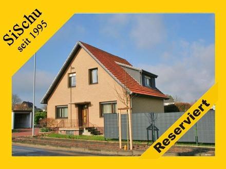 --Reserviert-- Einfamilienhaus zwischen Bad Oeynhausen und Löhne