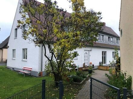Moderne, helle Wohnung, 2 ZKB, Kulmbach, mit Gartennutzung