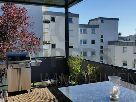 Schicke 4-Zimmer-Wohnung in Wiesbaden Süd-Ost-City