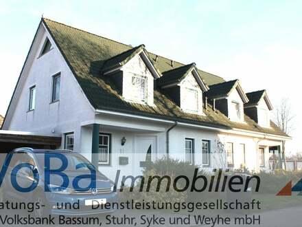 Gemütliche Doppelhaushälfte in Weyhe Leeste