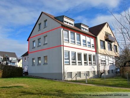 Helle Büroräume mit guter Raumaufteilung in S-Möhringen