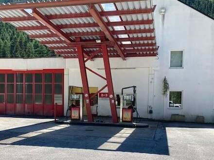 Gewerbeimmobilie in Fließerau zu verkaufen