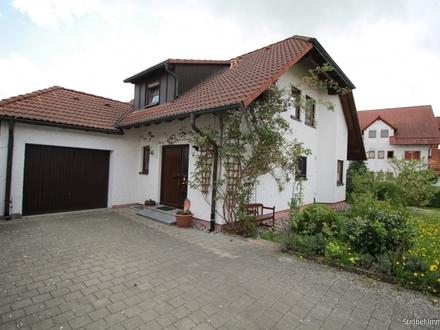 Gepflegtes Einfamilienhaus in Bühlertann ab August zu kaufen