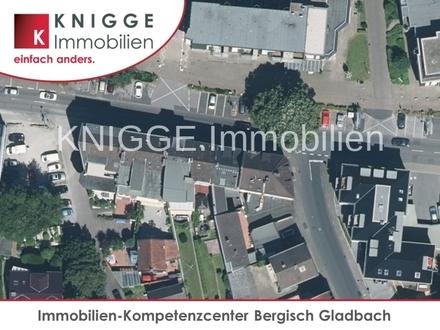 +++ Wohn-/Geschäftshaus in zentraler Lage von GL-Zentrum +++