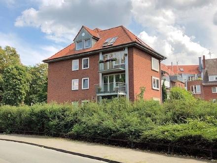 Lebensgenuss im Zentrum von Münster mit Blick auf die Promenade - befristeter Mietvertrag für 1 Jahr