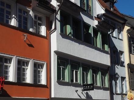 Ravensburg - Zentrum Stilvolles Stadtdomizil in repräsentativen Wohn-/Geschäftshaus