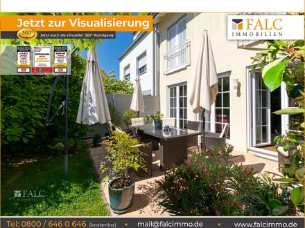 Provisionsfrei! Hier werden Wohnträume wahr! Große DHH in Oftersheim