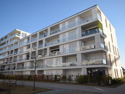 Tolle Neubau-Wohnung mit direktem Weserblick