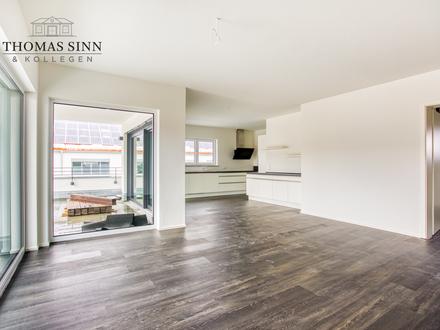 Modern Living in Weinsberg - NEUBAU - 3,5-Zimmer-Penthouse mit großer Terrasse