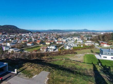 Klagenfurt - Viktring: Baugrund in Sonnenlage